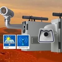 Solar Camera ANSO