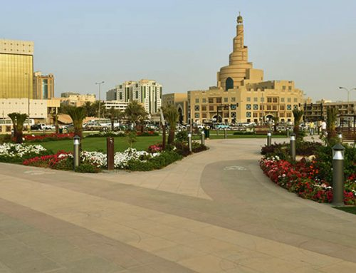 Souq Waqif North Parking